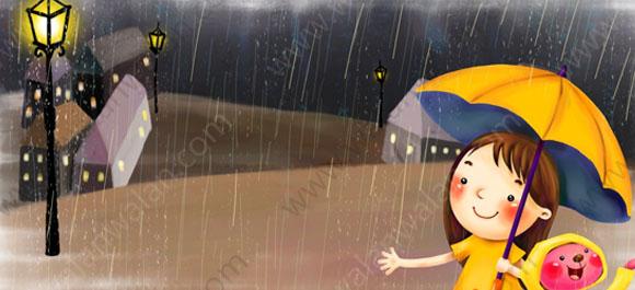 晴雨冷暖早知道